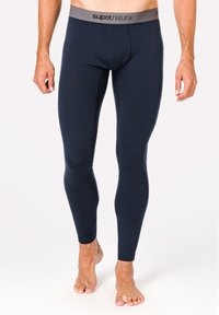 super.natural - Base layer - dark blue - 0