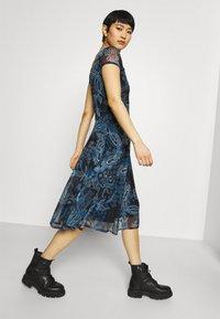 Desigual - KAI - Day dress - blue - 5