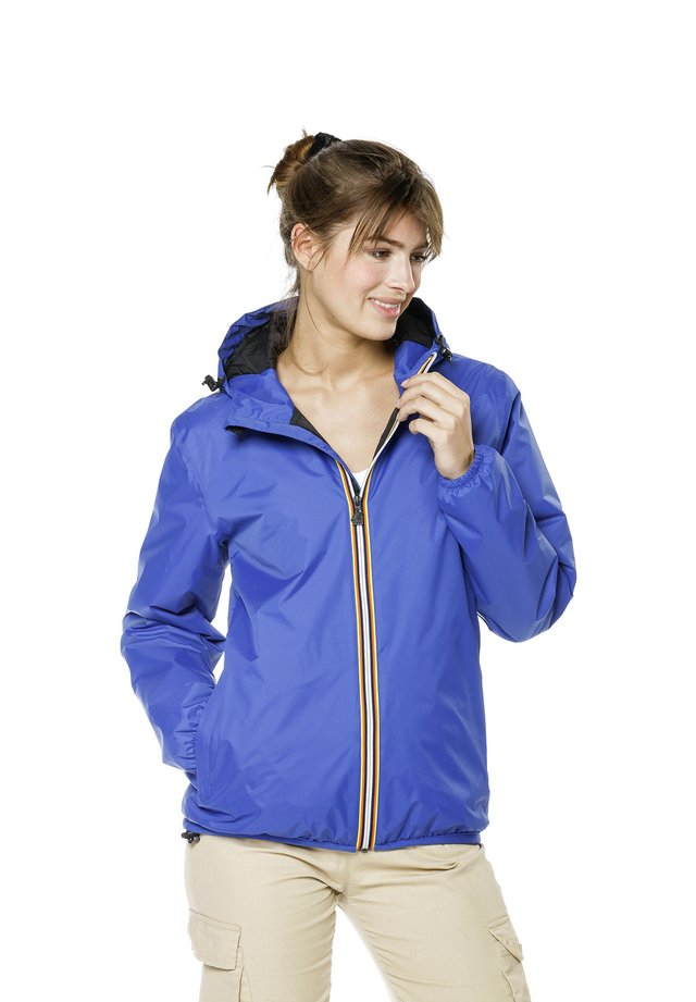 Winter jacket - blue royal