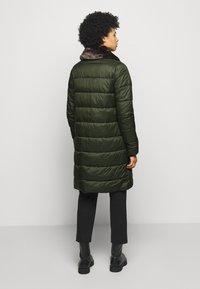 Barbour - TEASEL QUILT - Classic coat - sage - 2