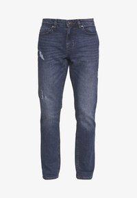 IZOD - SLIM - Straight leg jeans - stone blue denim - 4