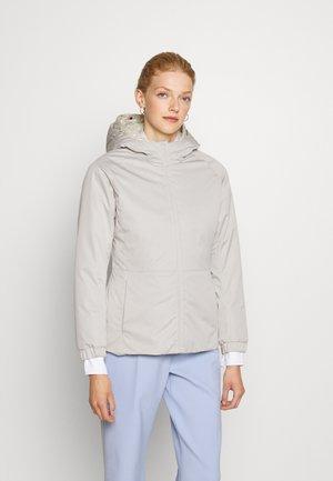 INNER MATTE JACKET - Light jacket - almond/dark steel