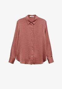 Mango - IDEALE - Overhemdblouse - pink - 5