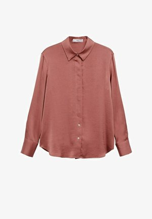 IDEALE - Button-down blouse - pink