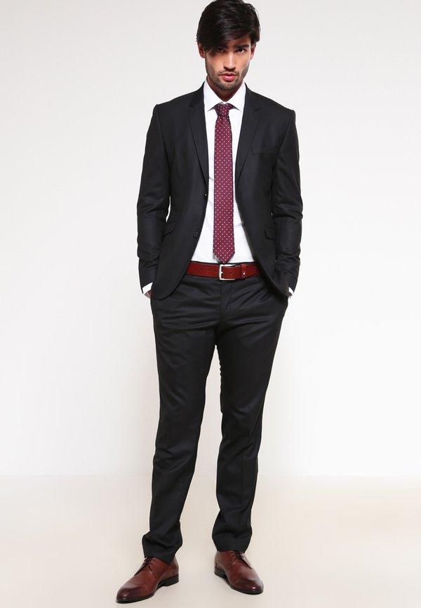 Seidensticker Koszula - weiss/biały Odzież Męska FGJP