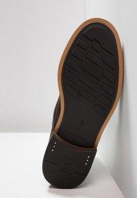 Shoe The Bear - NED - Šněrovací kotníkové boty - brown - 4