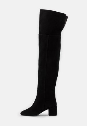STIVALI BOOTS - Over-the-knee boots - nero