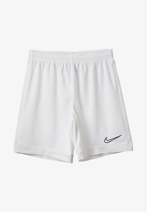 DRY ACADEMY  - Sports shorts - white/black