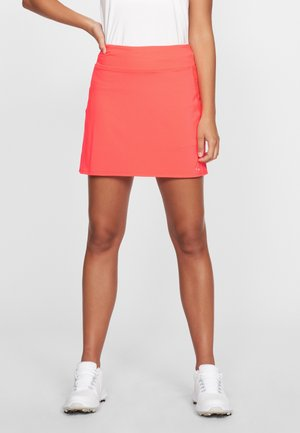 MIKO - A-line skirt - neon pink