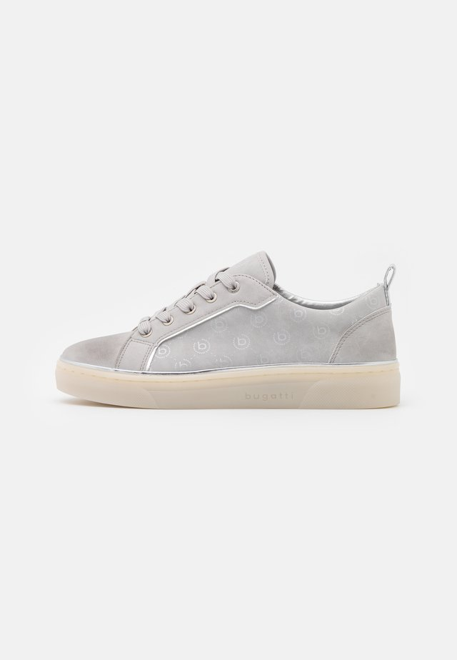 ELEA - Sneakersy niskie - light grey/silver
