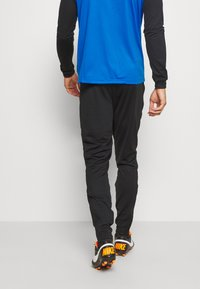 Nike Performance - INTER MAILAND DRY SUIT - Club wear - black/blue spark/tour yellow - 4