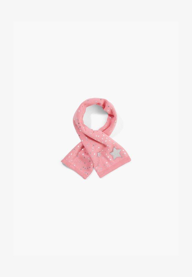 MIT ALLOVERPRINT - Scarf - light pink aop