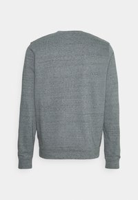Under Armour - RIVAL CREW - Sweatshirt - pitch gray full heather - 5