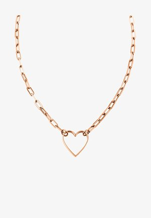 Necklace - light pink