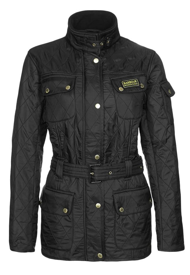 INTERNATIONAL POLARQUILT - Winter jacket - black