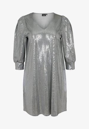 Sukienka letnia - silver