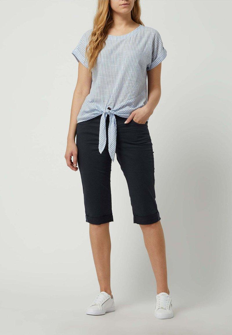 Angels - Trousers - marineblau