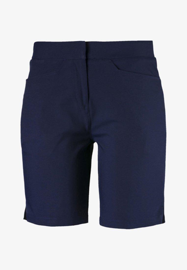 Puma Golf - Outdoorové kraťasy - blue