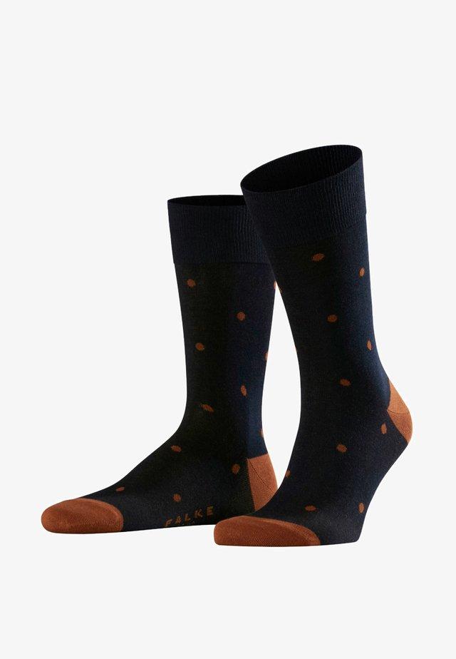 DOT  - Socks - dark navy (6376)