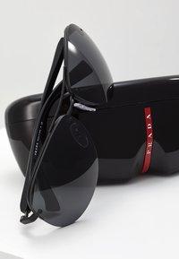 Prada Linea Rossa - Solglasögon - black - 3