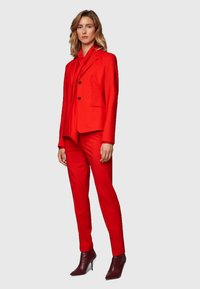 BOSS - TILUNA - Trousers - red - 1