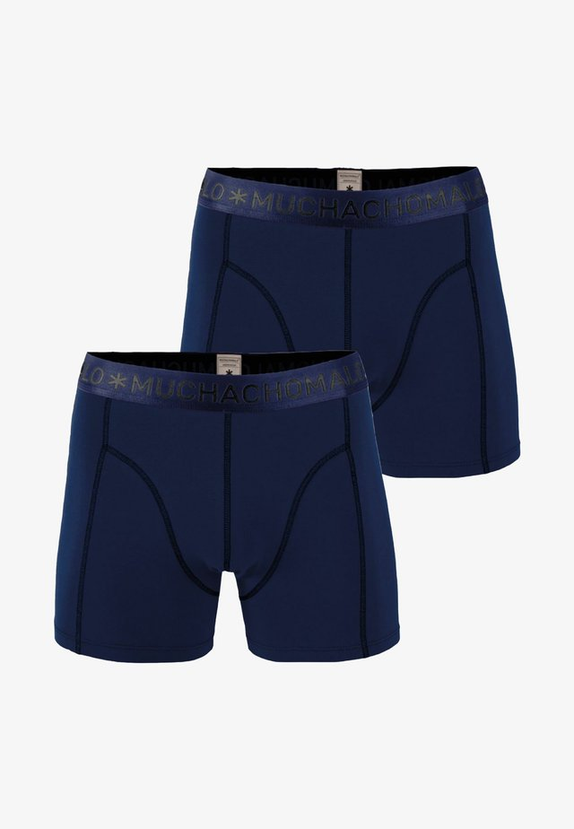 Boxer shorts - navy
