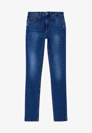 Jeansy Slim Fit - blue denim