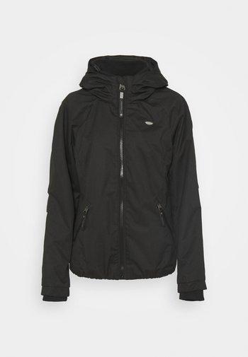 DIZZIE - Waterproof jacket - black