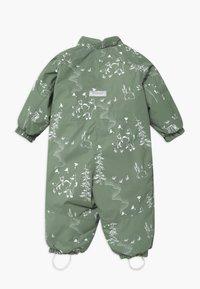 Reima - REIMATEC WINTER LAPPI UNISEX - Snowsuit - greyish green - 3