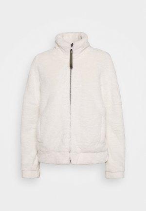 BUNDLE UP FULL ZIP  - Outdoor jacket - chalk/stone green