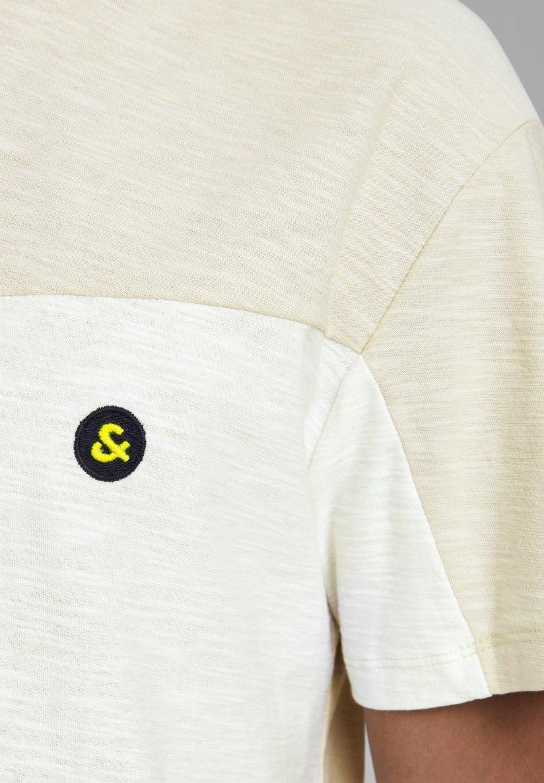 Jack & Jones Print T-shirt - peyote oUUdr