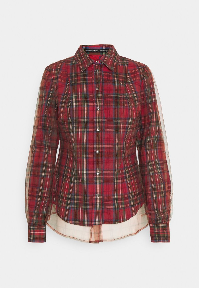 Guess - Blouse - red
