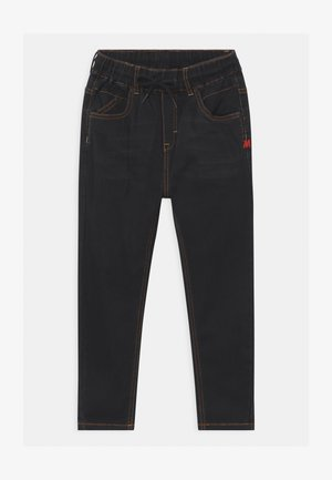 PELLE UNISEX - Outdoor trousers - jet black