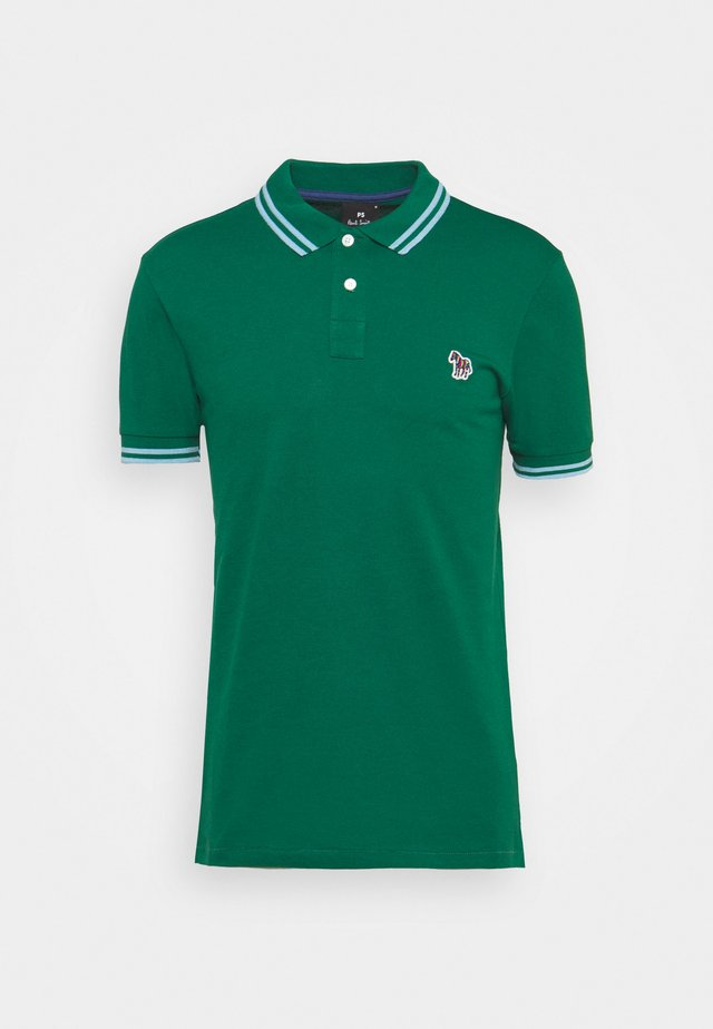 SLIM FIT  - Polo - green