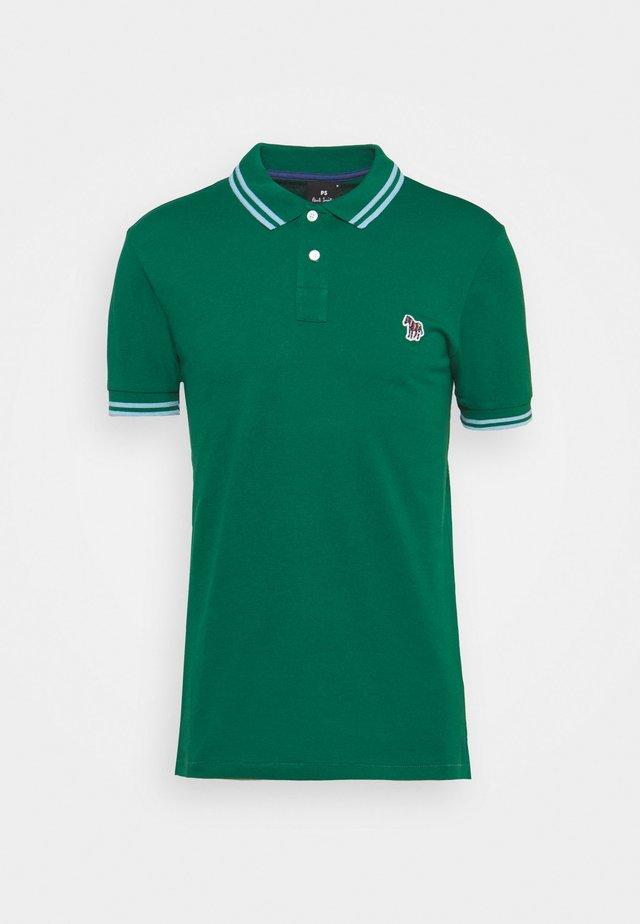 SLIM FIT  - Poloshirt - green