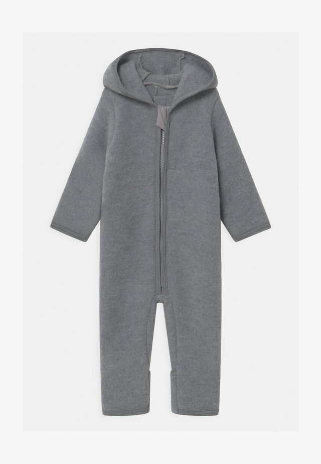 ALLIE WITH EARS UNISEX - Overall / Jumpsuit /Buksedragter - light grey