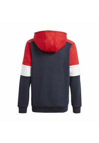 adidas Performance - Jersey con capucha - legend ink/vivid red/white - 1
