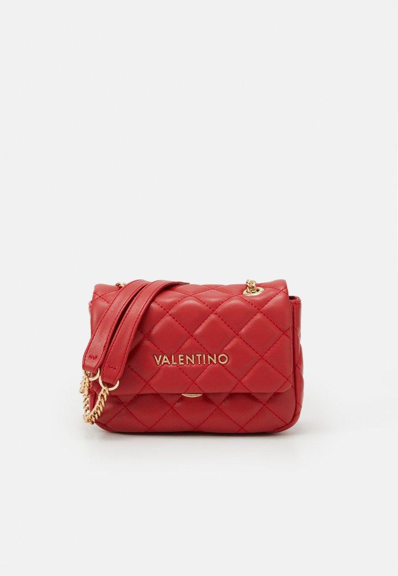 Valentino Bags - OCARINA - Across body bag - rosso