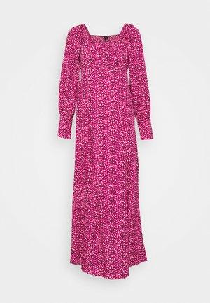 VMLUIZA DRESS - Maxi dress - pink yarrow