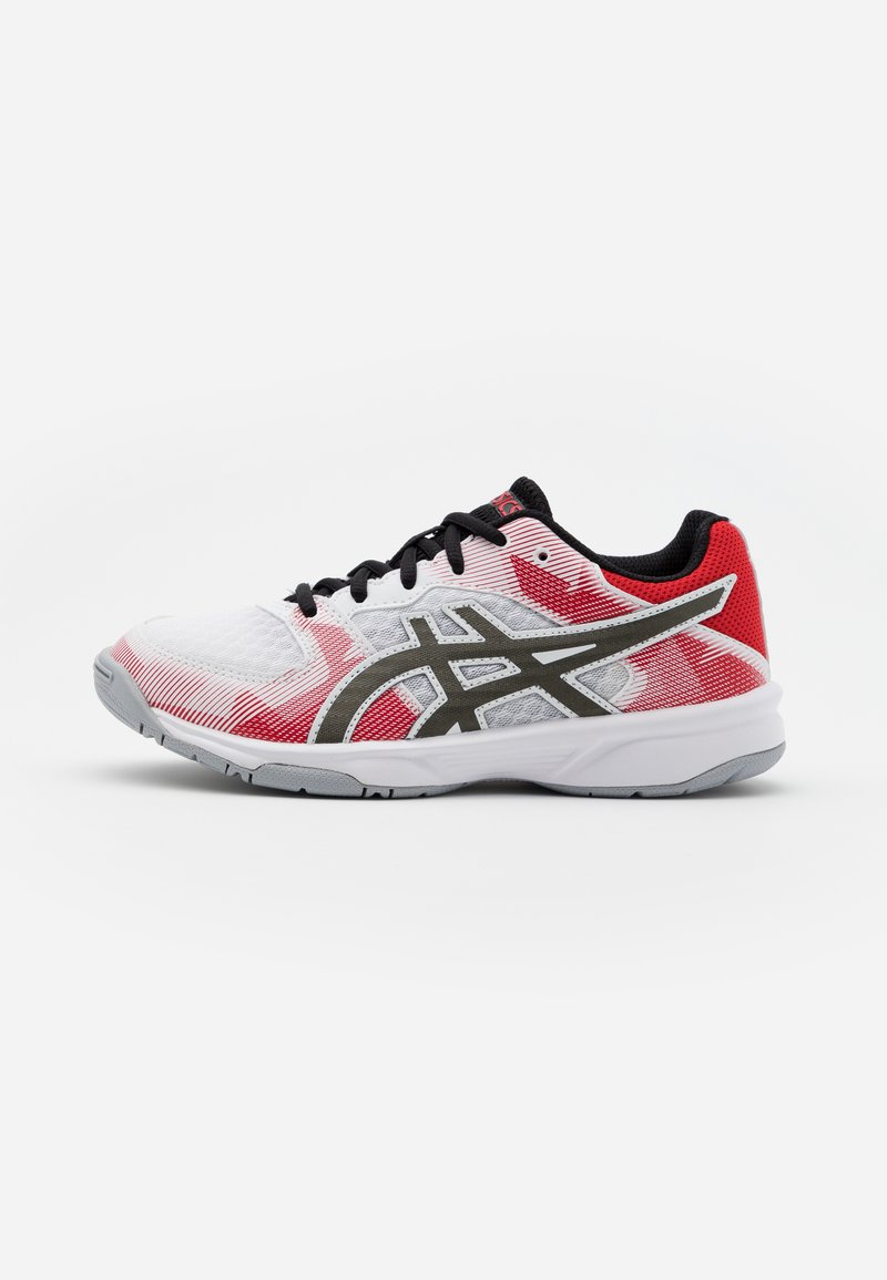 ASICS - GEL-TACTIC 2 - Volleyball shoes - white/gunmetal