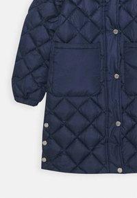 Tommy Hilfiger - QUILTED COAT - Zimní kabát - blue - 1