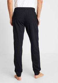 Schiesser - BASIC - Pyjama bottoms - black - 2