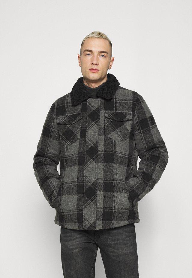 WOODALL  - Summer jacket - mid grey