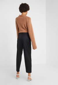 Filippa K - KARLIE TROUSER - Trousers - black - 2