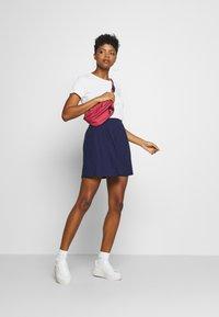Even&Odd - A-snit nederdel/ A-formede nederdele - evening blue - 1
