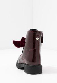 Gioseppo - Veterboots - burgundy - 4