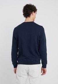 Barbour International - LARGE LOGO - Sweatshirt - navy - 2