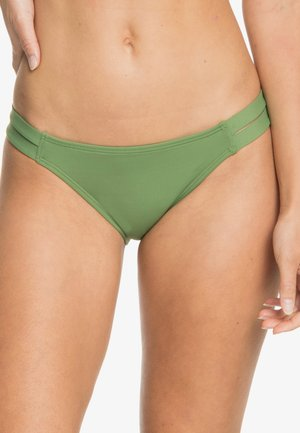 Bikini bottoms - vineyard green
