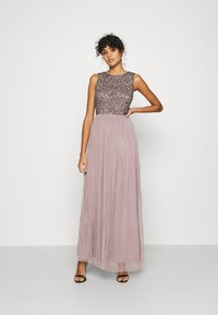 Lace & Beads - PICASSO MAXI - Occasion wear - lilac