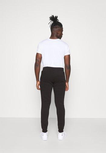 JJIGORDON  - Tracksuit bottoms - black